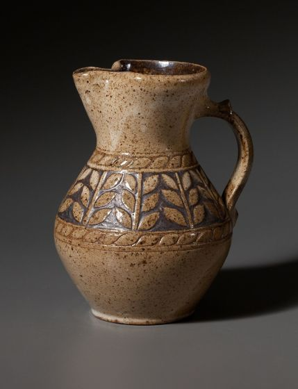 Vine Pattern Pitcher
