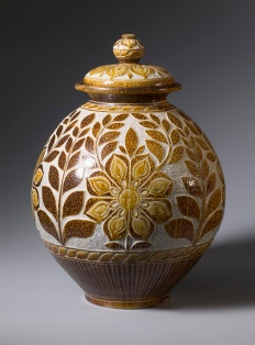Passiflora Storage Jar