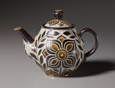 Dogwood Flower Teapot